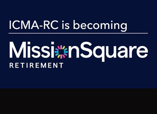 ICMA becomes MissionSquare