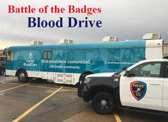 Battle of Badges mobile and PPD car 2017