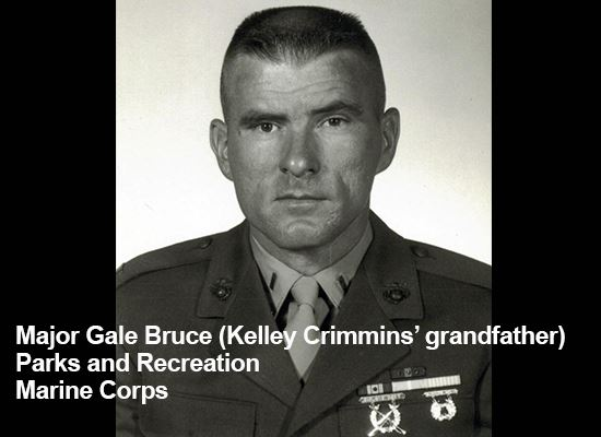 Gale Bruce (Kelly Crimmins Grandfather)