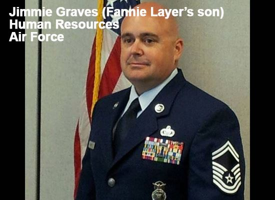 Jimmie Graves (Fannie Layer son)