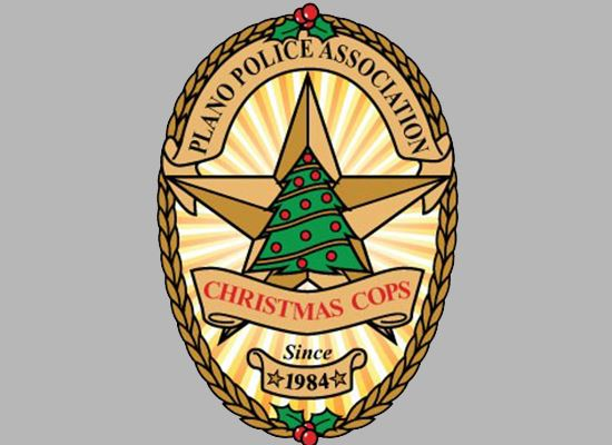 Christmas Cops shield