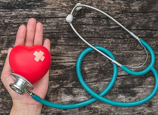 Heart Health is in Your Hands