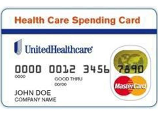 Flexible Spend Account card