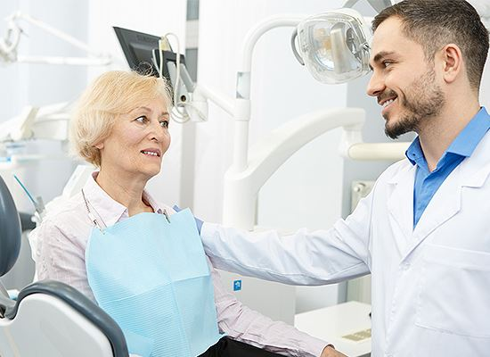 Dental coverage for Seniors