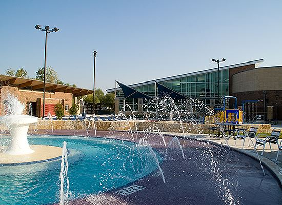 TMC Outdoor Pool