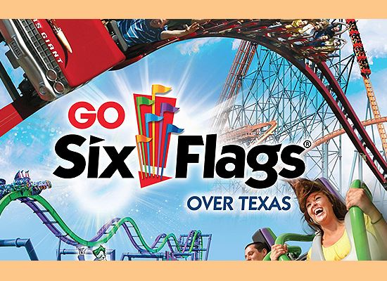 Six Flags of Texas 2