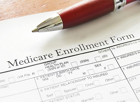 Medicare Enrollment form
