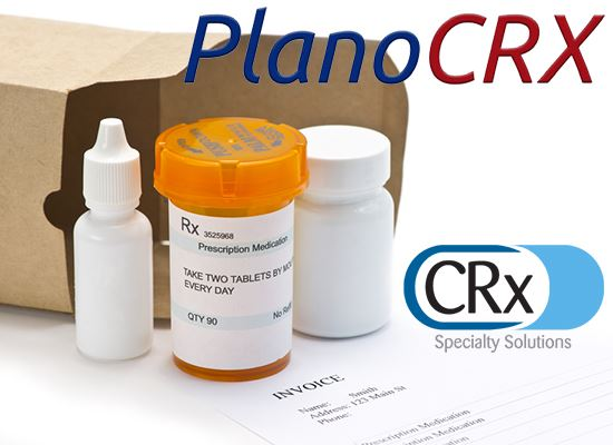 Plano CRX drug program WEB