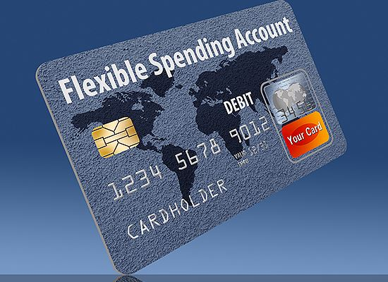 Flexible Spending Account card