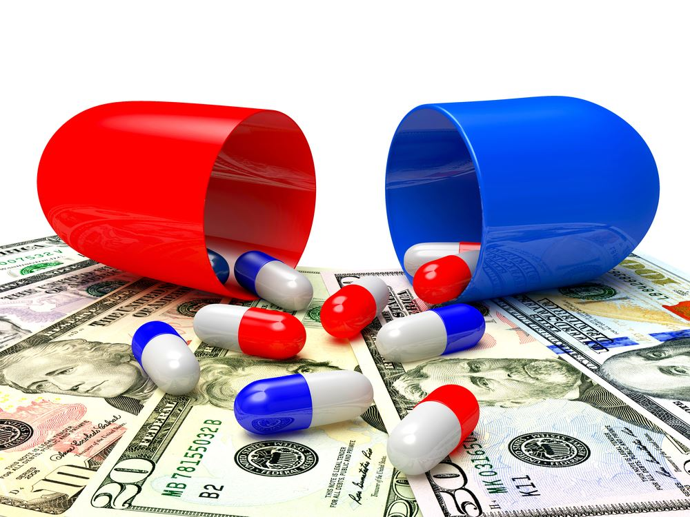 Prescription drug prices