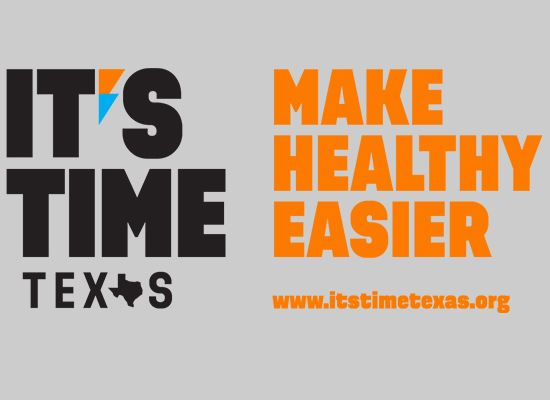 Its Time Texas logo