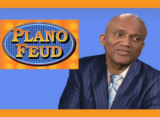 Family Feud with Art and logo