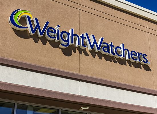 Weight Watchers sign