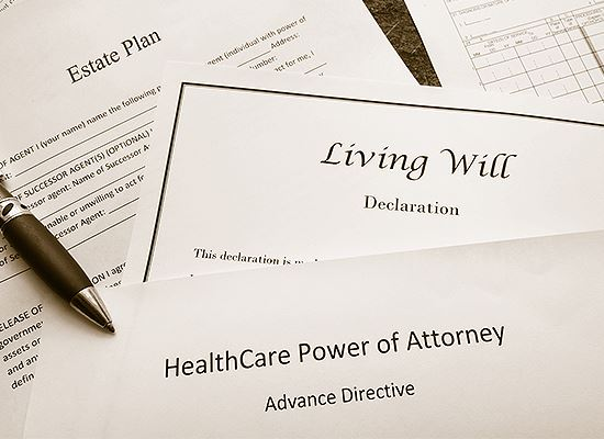 Power of Attorney Living Will