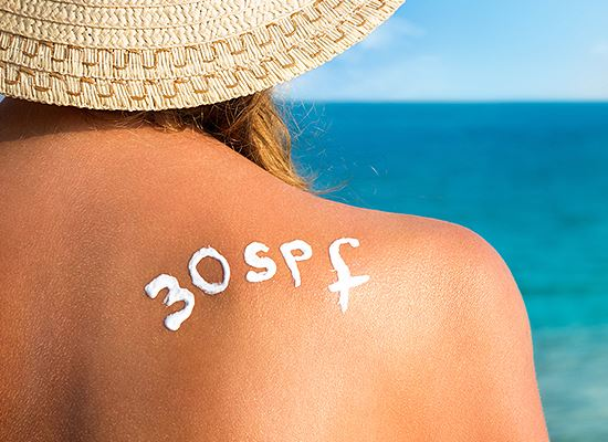 Skin protection SPF30