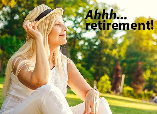 Settle into RetirementWEB