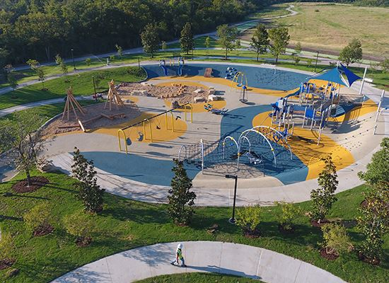 Windhaven Park All Abilities Playground  (2)