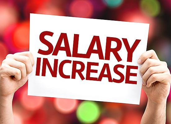 Salary increaseWEB