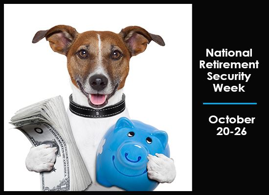 National Retirement Week Dog WEB