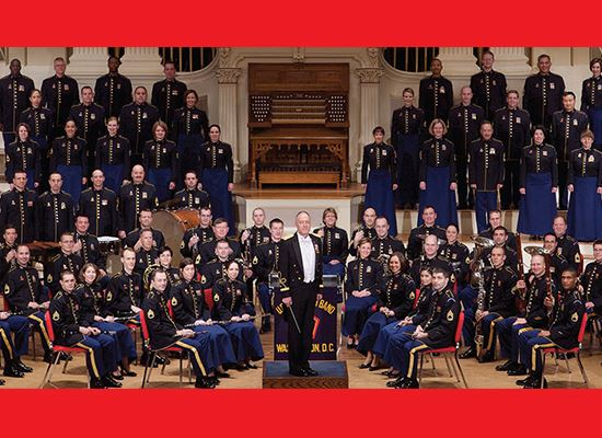 US Army Field Band and Soldiers Chorus
