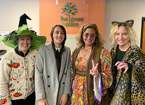 Halloween SEED group