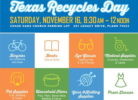 Texas Recycles Day 2019