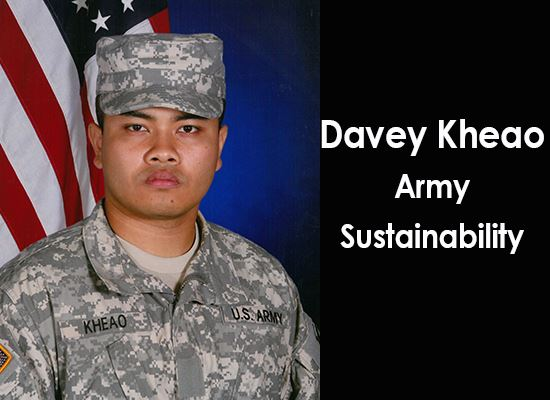 WEB Davey Kheao Army Sustainability