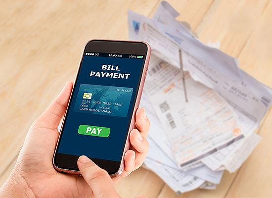 Water bill payment online WEB