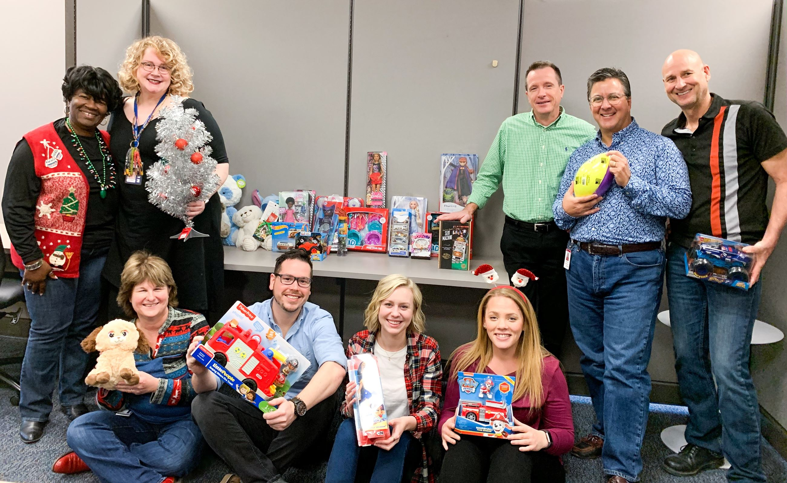 CCO Christmas Cops Donation