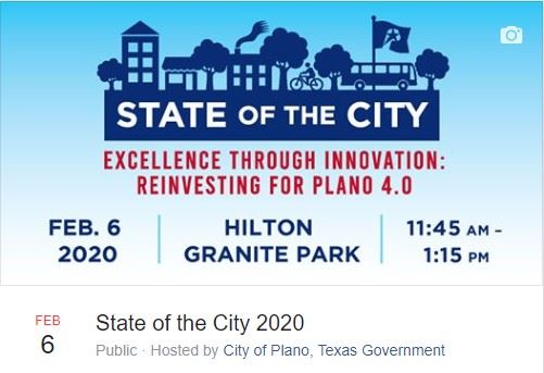 State of City 2020