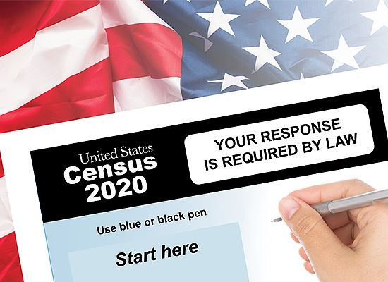Census 2020 required by law
