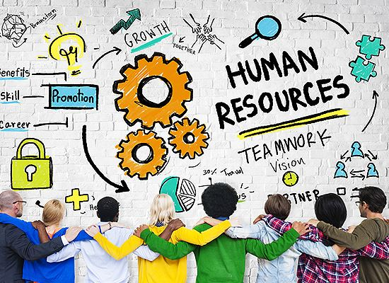 Human Resources team