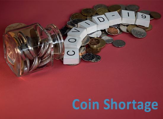 COVID Coin shortage WEB