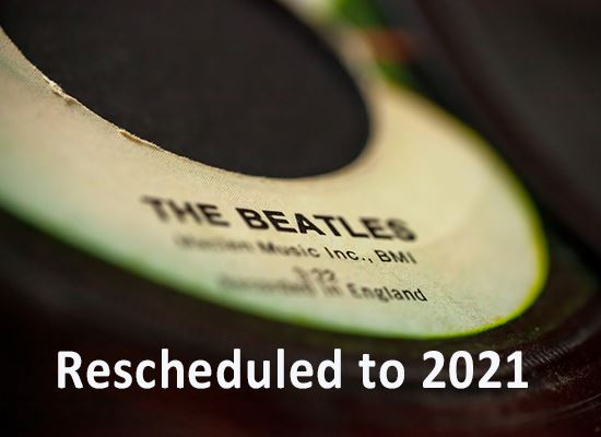 Beatles Concert rescheduled