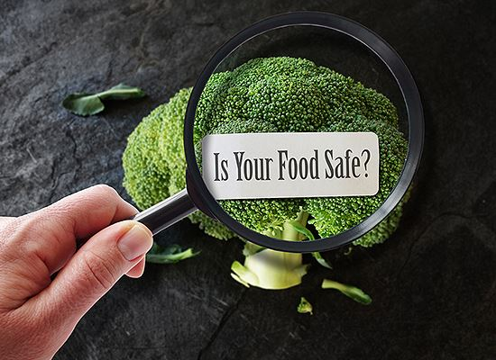 Food safety broccoli
