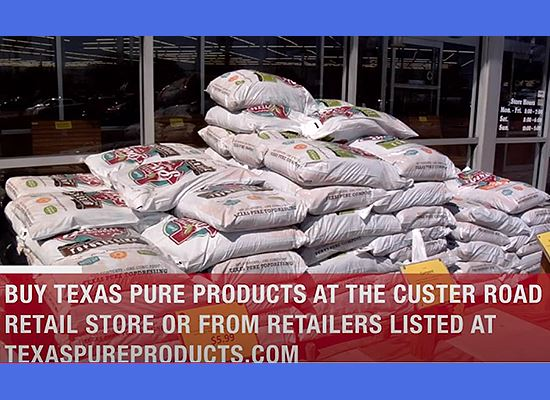 Texas Pure Products bags