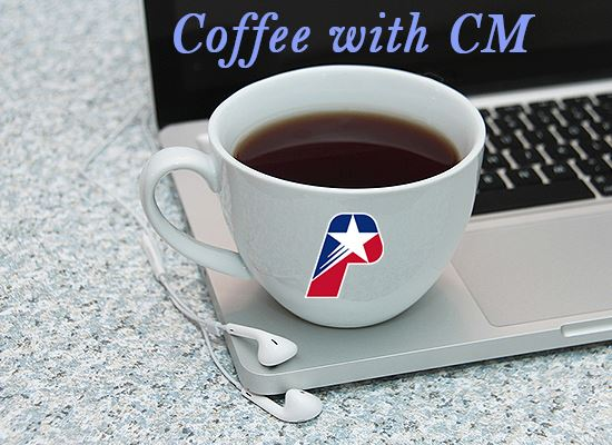 Virtual Coffee with City Manager