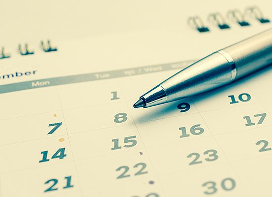 Payroll and Holiday calendar