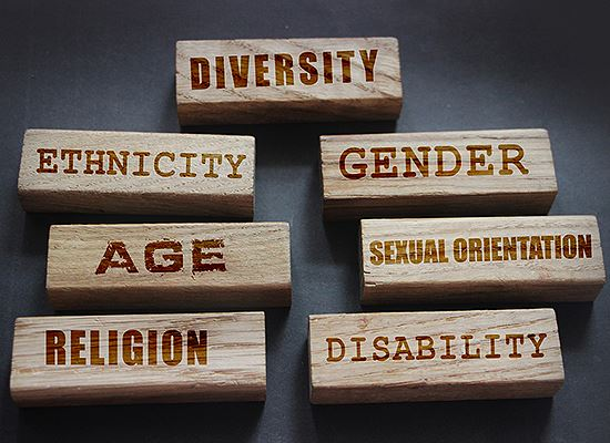 Equity Diversity age gender