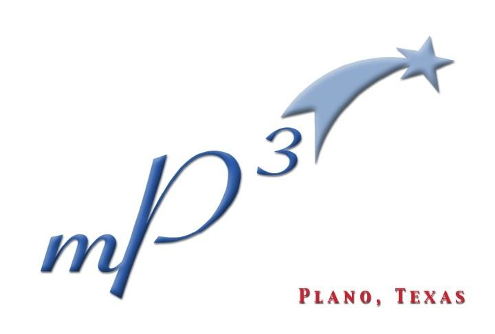 mp3  logo with Plano